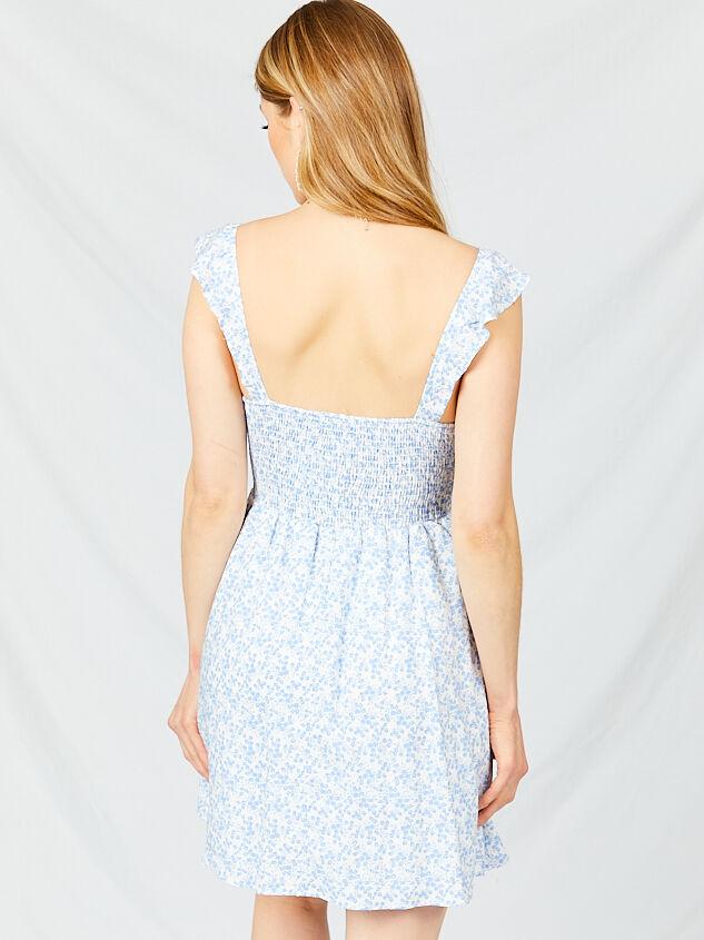 Thalia Dress Detail 2 - Altar'd State