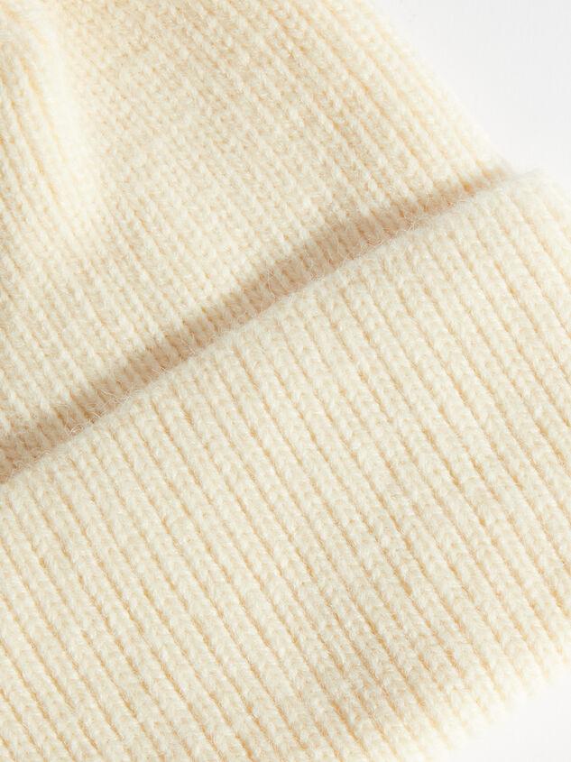 Simple Knit Beanie Detail 2 - Altar'd State