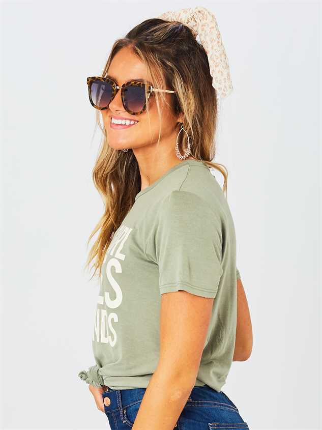 This Girl Loves Weekends Top Detail 2 - Altar'd State