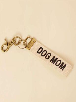 Dog Mom Canvas Keychain - Altar'd State