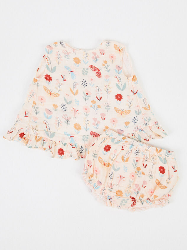 Tullabee Butterfly Top & Bloomers Detail 2 - Altar'd State