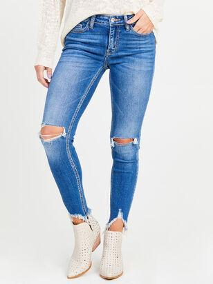 Poppy Skinny Jeans - Altar'd State