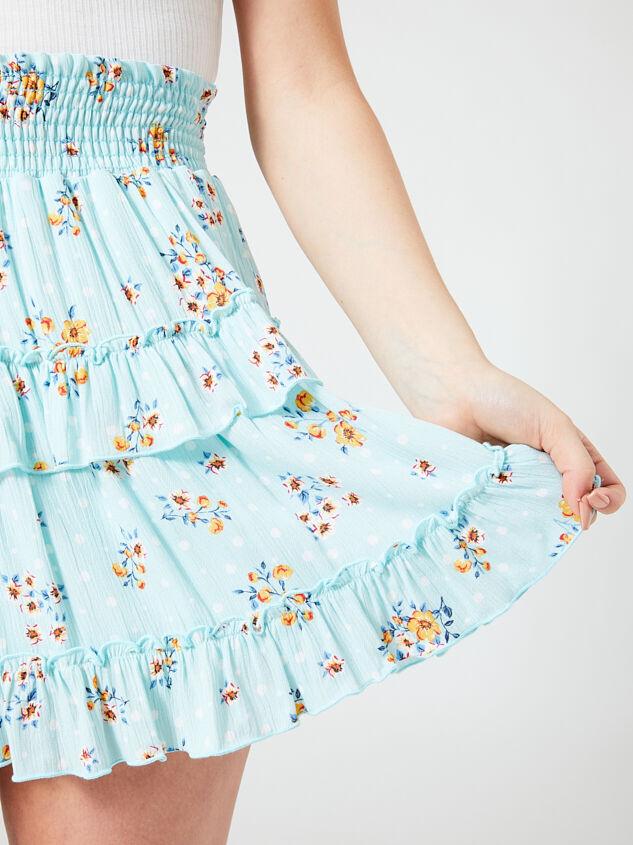 Macy Skirt Detail 5 - Altar'd State