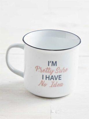 I Have No Idea Mug - Altar'd State