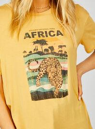 Africa Safari Tee Detail 4 - Altar'd State