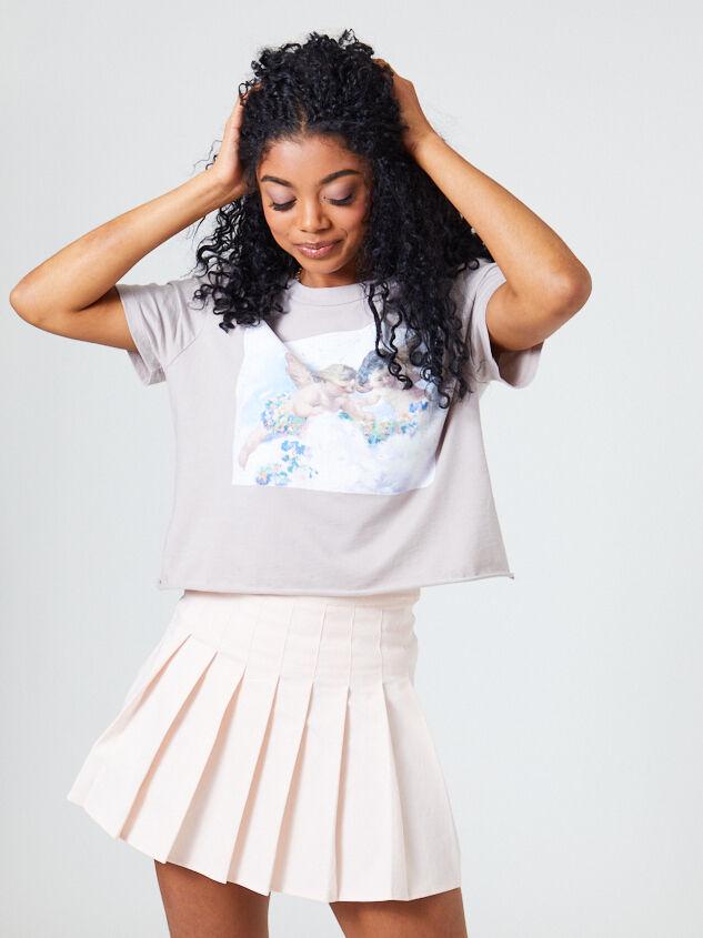 Azure Skirt Detail 3 - Altar'd State