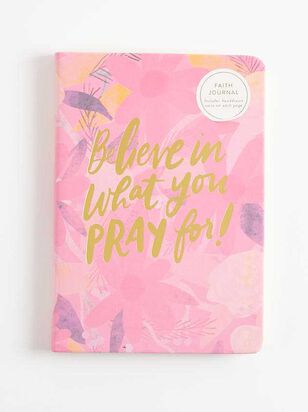 Believe What You Pray Journal - Altar'd State