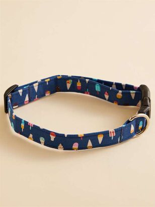 Bear & Ollie's Ice Cream Dog Collar - Large - Altar'd State
