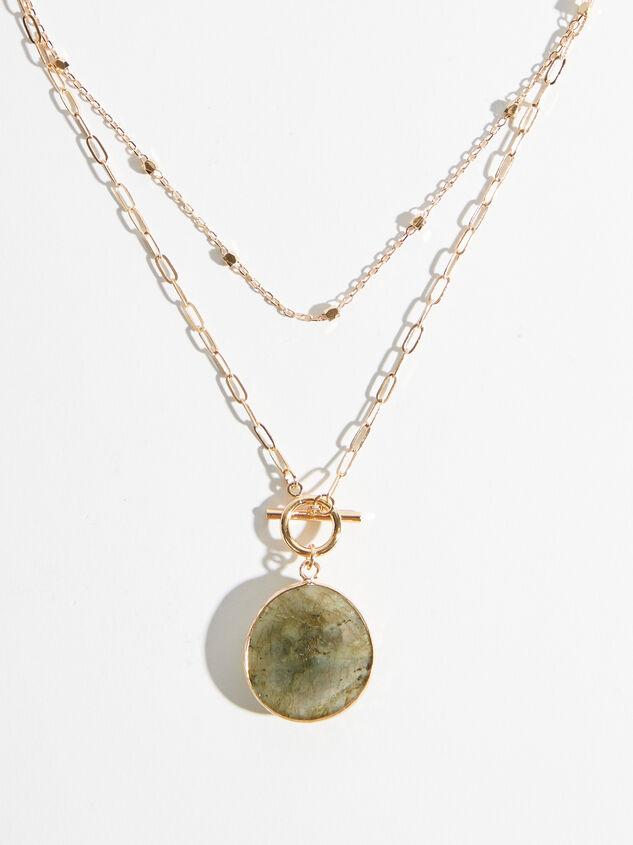 Labradorite Necklace - Altar'd State