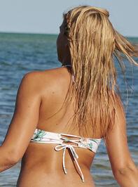 Whitehaven Cross Front Bikini Top Detail 2 - Altar'd State