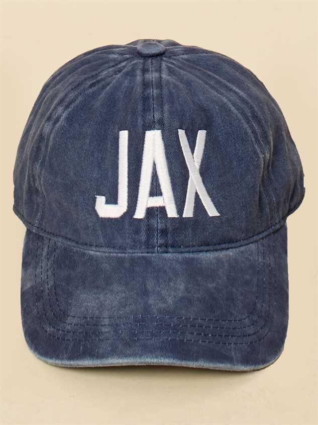 Jacksonville Distressed Baseball Hat - Altar'd State