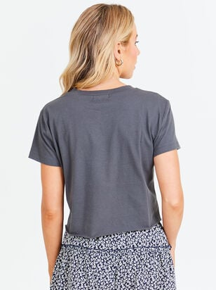 Outerbanks NC Cropped Tee - Altar'd State