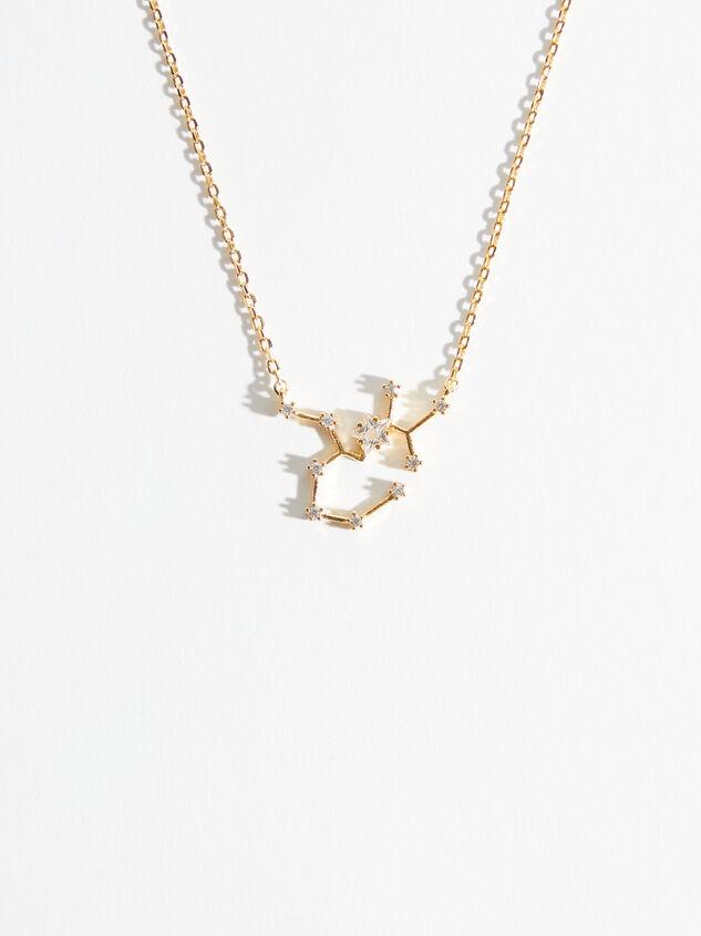 Zodiac Charm Necklace - Sagittarius - Altar'd State