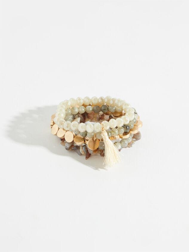 Stella Beaded Bracelet Set - Altar'd State