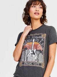 Nashville Boyfriend Tee Detail 4 - Altar'd State