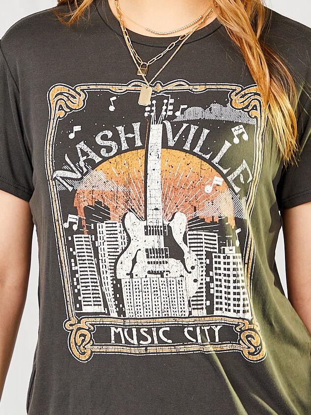 Nashville Boyfriend Tee Detail 5 - Altar'd State