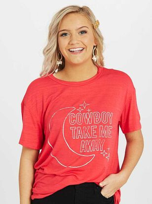 Cowboy Take Me Away Top - Altar'd State