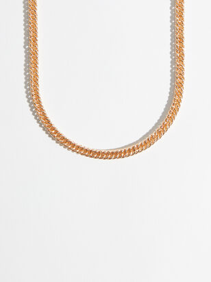 Curb Chain Necklace - Altar'd State