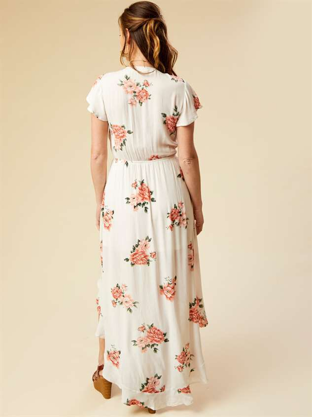 Andres Maxi Dress Detail 3 - Altar'd State
