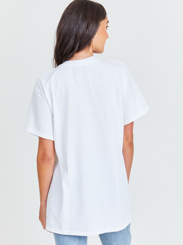 Friends Oversized Tee Detail 2 - Altar'd State