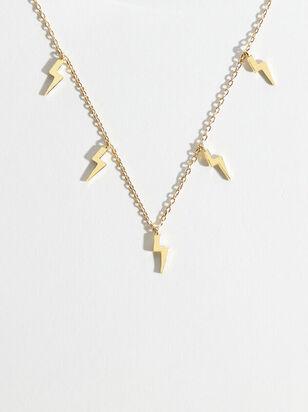 Bolt Necklace - Altar'd State