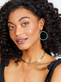 Bonnie Earrings Detail 2 - Altar'd State