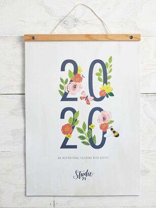 Inspirational 2020 Wall Calendar - Altar'd State