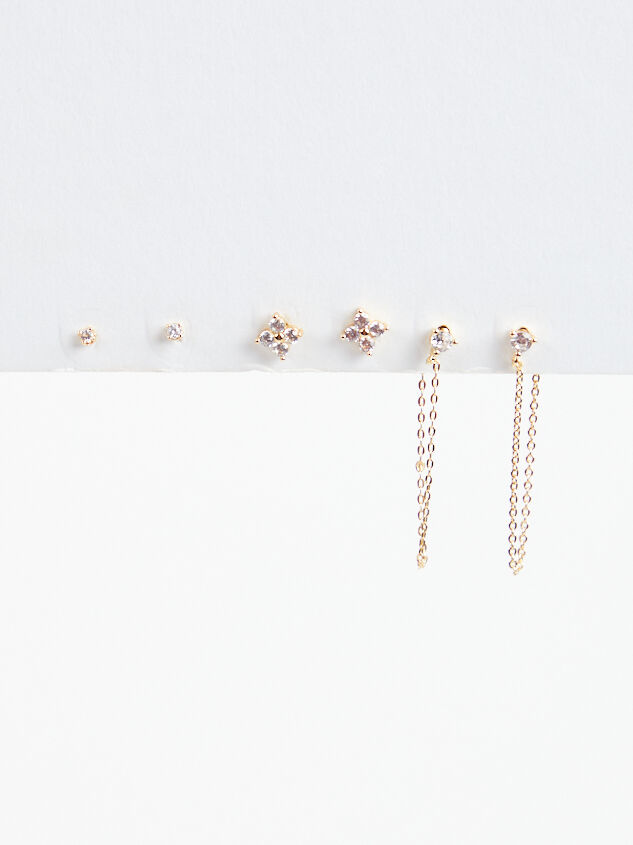 Evelina Earring Set - Altar'd State