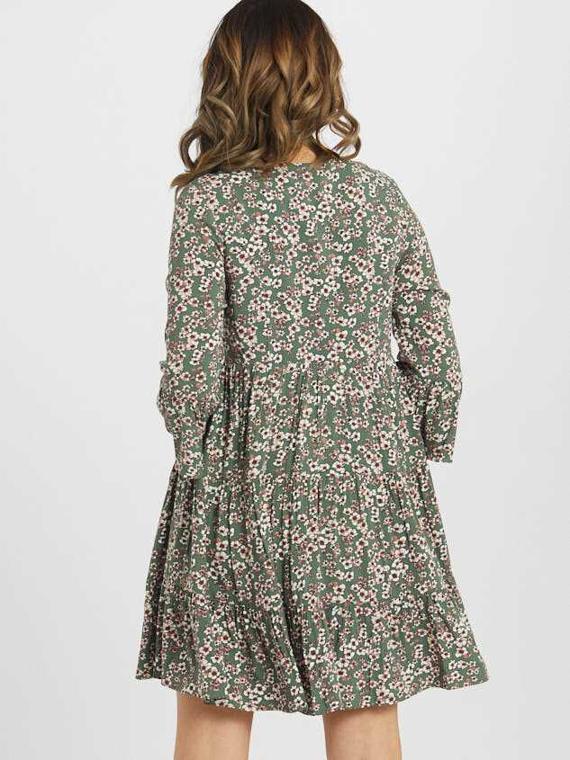 Wylie Dress Detail 3 - Altar'd State