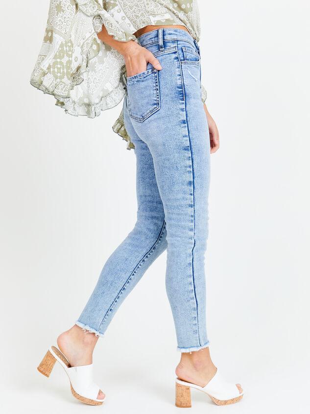 Gold Coast Skinny Jeans Detail 3 - Altar'd State