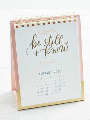Be Still Desktop Calendar - Altar'd State
