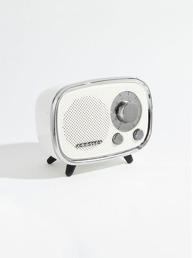 Crosley Bluetooth Speaker Detail 1 - Altar'd State