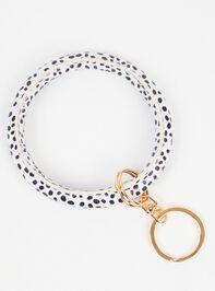 Dalmatian Circle Key Ring - Altar'd State