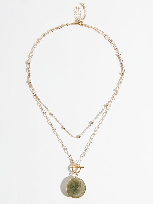 Labradorite Necklace Detail 2 - Altar'd State