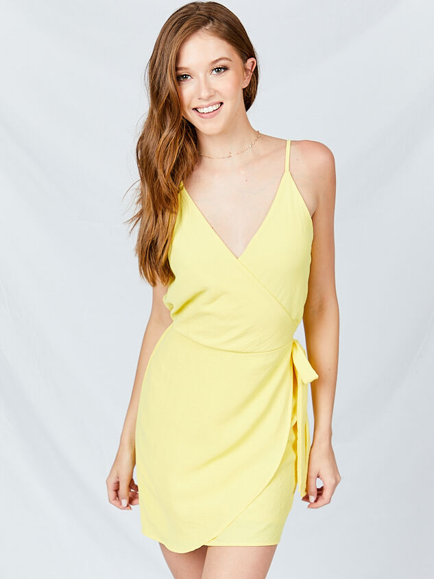 Hello Sunshine Dress - Altar'd State