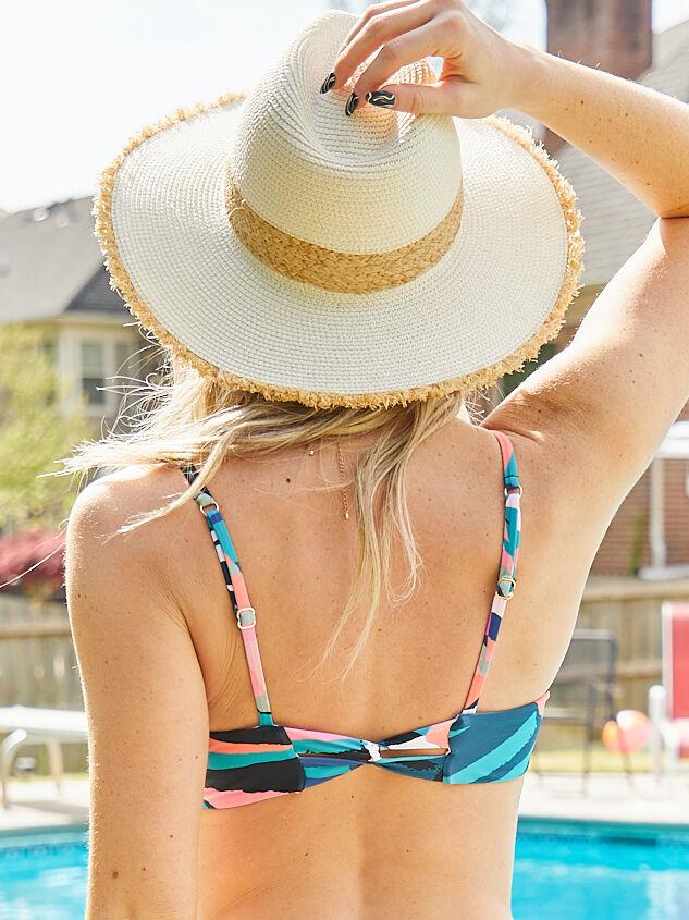 Crystal Cove Bandeau Bikini Top Detail 3 - Altar'd State