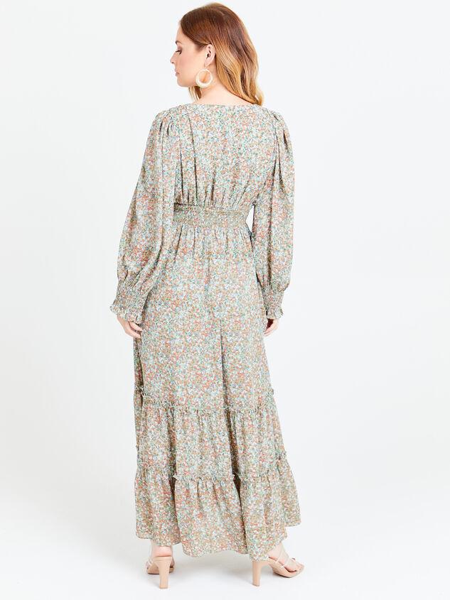 Rhea Dress Detail 2 - Altar'd State
