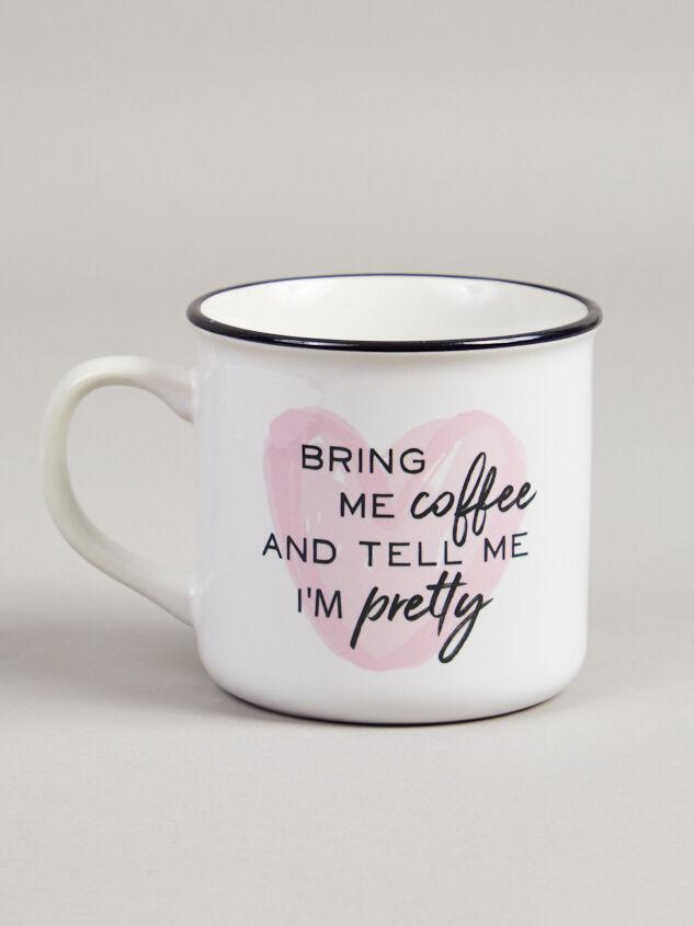 Tell Me I'm Pretty Mug - Altar'd State