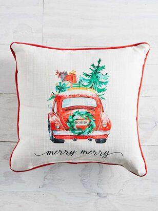 Merry Merry Pillow - Altar'd State