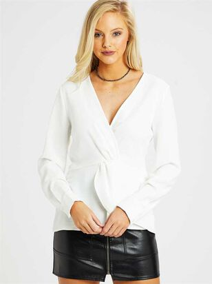 Lexie Leather Skirt - Altar'd State