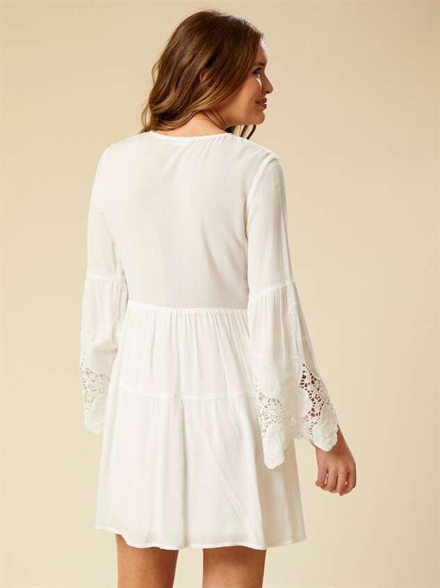 Helena Dress Detail 3 - Altar'd State