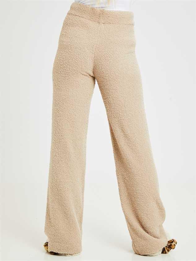 Marissa Lounge Pants Detail 3 - Altar'd State