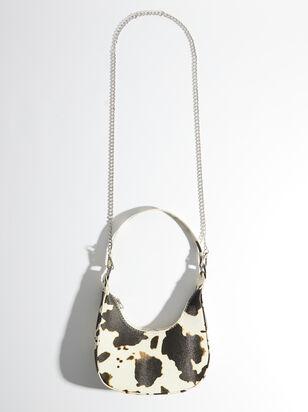Cow Print Bag - Altar'd State