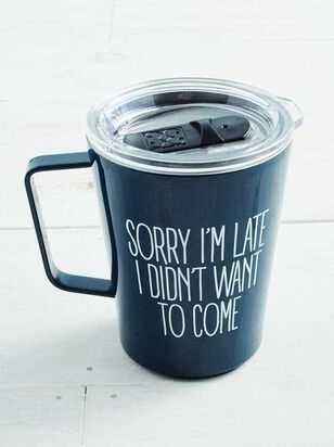 Sorry I'm Late Tumbler - Altar'd State