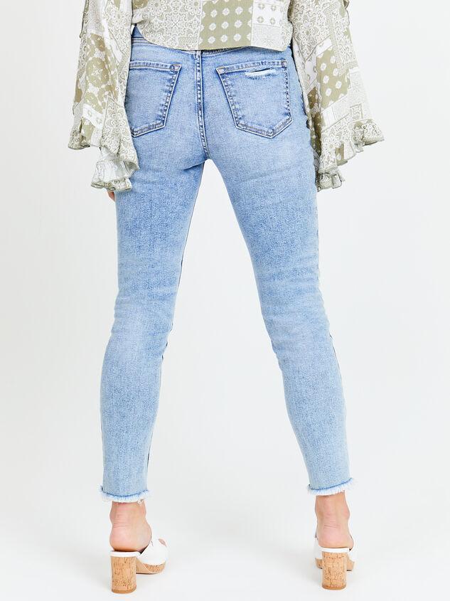 Gold Coast Skinny Jeans Detail 2 - Altar'd State