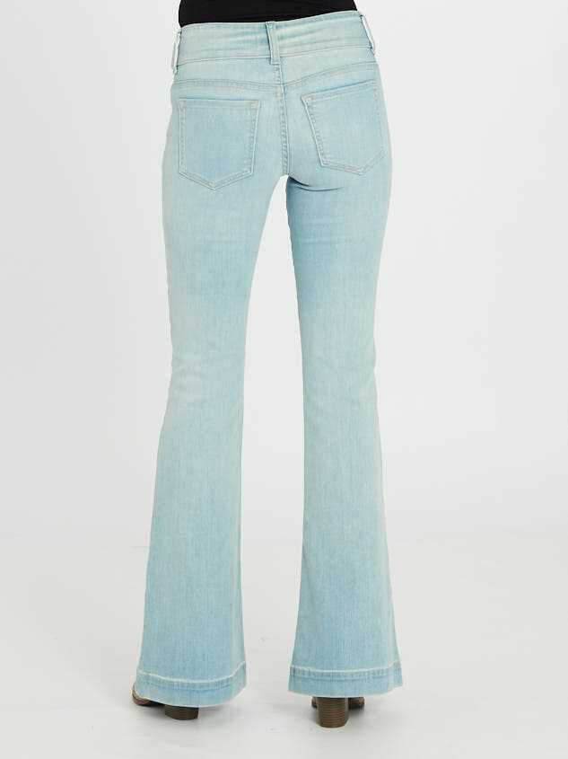 Hanna Flare Jeans Detail 4 - Altar'd State
