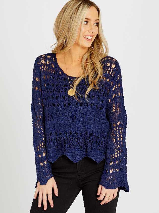 Stratton Sweater - Altar'd State