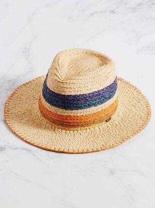 Positano Panama Hat - Altar'd State