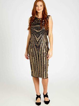 Brandeis Midi Dress - Altar'd State