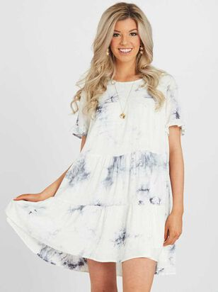 Marble Alley Dress - Altar'd State